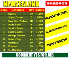 Newzealand – GLOBAL ABROAD JOBS